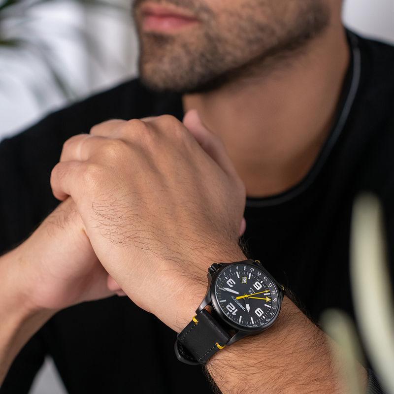 Torgoen Men's Watch T9 ORIOLE GMT - 1