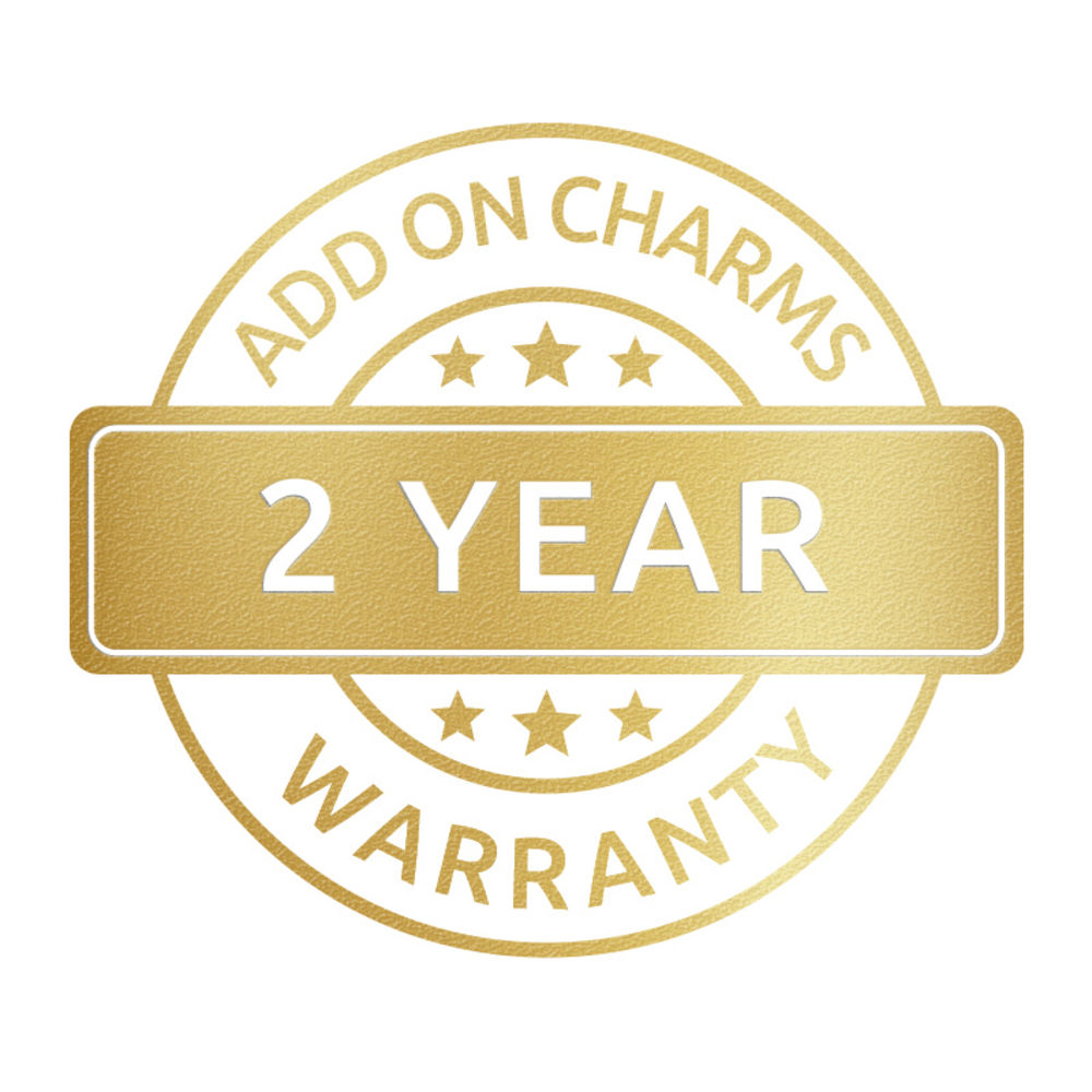 Add on Charms Warranty Pack -  2 years for Gold and Diamond