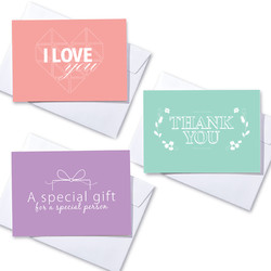Greeting cards for any occasion product photo