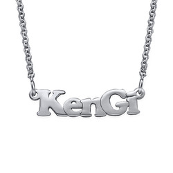 Signature BFFs Name Necklace product photo