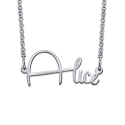 Signature Custom Wire Name Necklace product photo