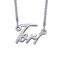 Signature First Name Necklace product photo