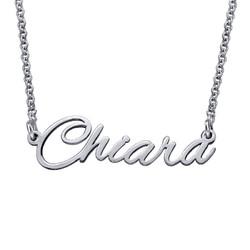 Signature Handwriting Style Name Necklace product photo