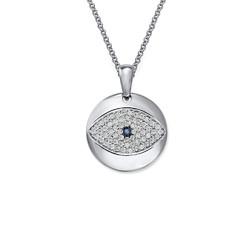 Evil Eye Necklace product photo