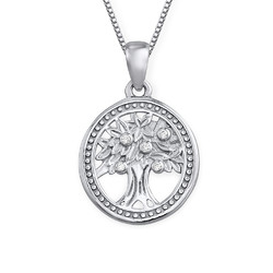 Sterling Silver Tree of Life Pendant product photo