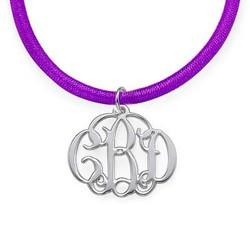 Mini Monogram Necklace product photo