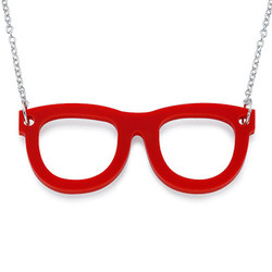 Glasses Necklace product photo