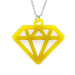 Acrylic Diamond Necklace product photo