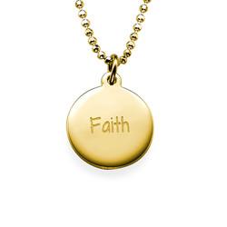 Faith Inspirational Necklace product photo