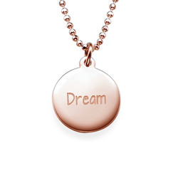 Inspirational Dream Necklace product photo