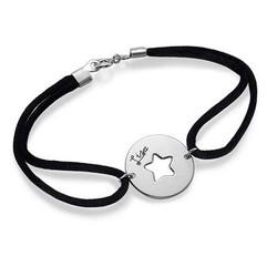Cut Out Star - Friendship Bracelet product photo