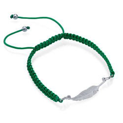 Feather Friendship Bracelet product photo
