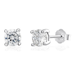 Cubic Zirconia Earrings product photo