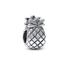 Pineapple Silver Bead product photo