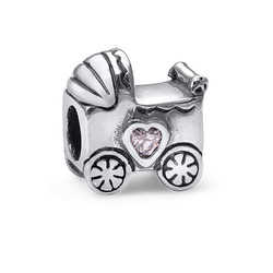 Stroller Silver Bead product photo