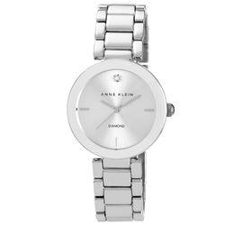 Women's Genuine Diamond Dial Bracelet Watch product photo