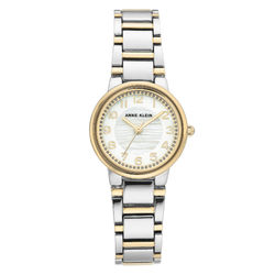Women's Glitter Accented Easy to Read Bracelet Watch product photo