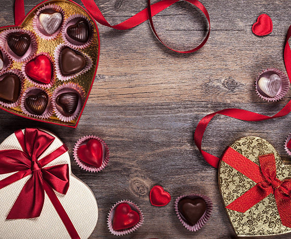 This Valentine's Skip the Chocolate