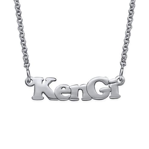 Signature BFFs Name Necklace