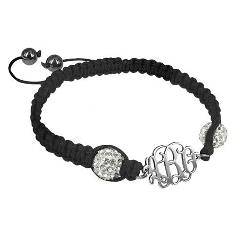 Custom Monogram Bracelet - 1