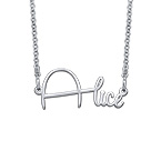 Signature Custom Wire Name Necklace