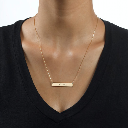 Name Necklace Personalized Necklaces  MyNameNecklace Canada
