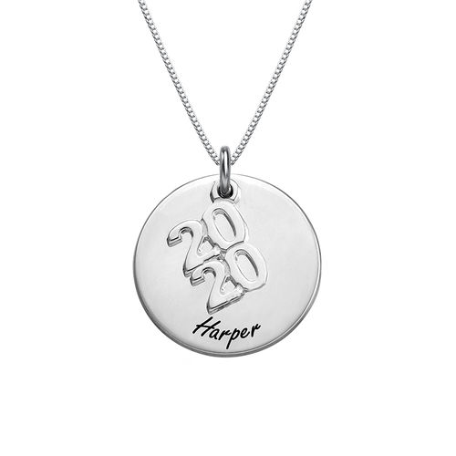 graduation sterling clothedwtruth best images silver jewelry necklace pinterest hand stamped on happy be