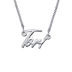 Signature First Name Necklace