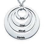 Open Circles Necklace