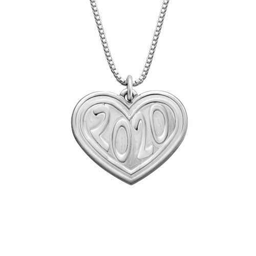 Graduation Jewelry - Heart Necklace