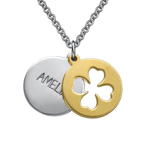 Graduation Jewelry - Lucky Charm Necklace - 2