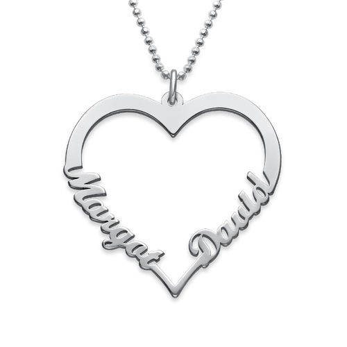Heart Necklace - Yours Truly Collection