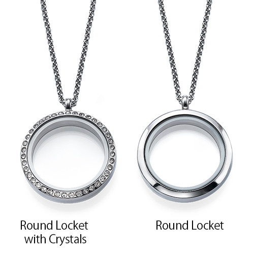 Infinite Love Floating Locket - 3