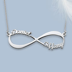 248fd64b1 What is the Meaning of an Infinity Necklace? | My Name Necklace