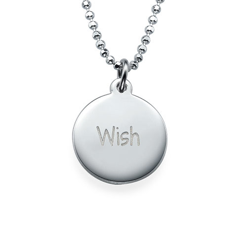 "Inspirational Jewelry - ""Wish"" Necklace"