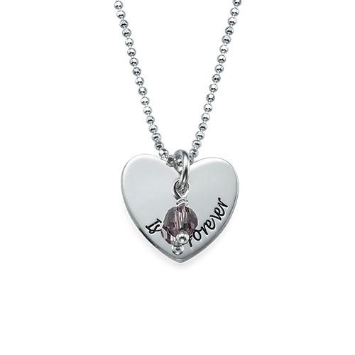 Love Between Mother & Daughters Necklace Set - 2