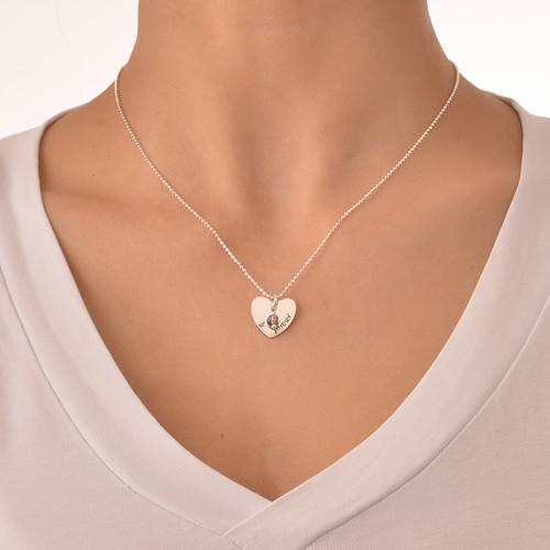 Love Between Mother & Daughters Necklace Set - 7