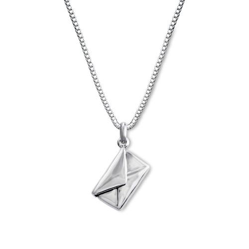 Love Envelope Necklace