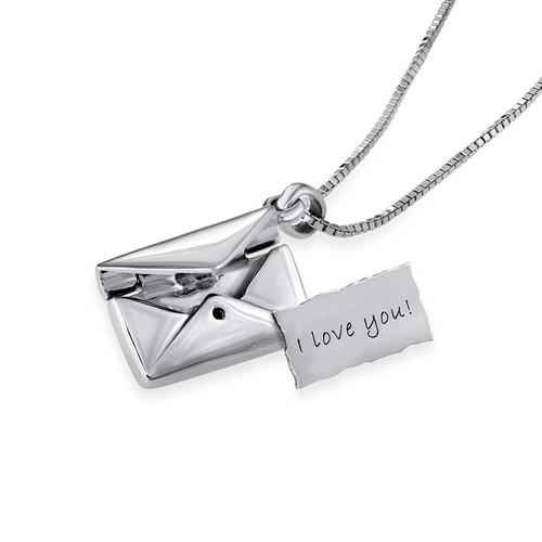 Love Envelope Necklace - 1