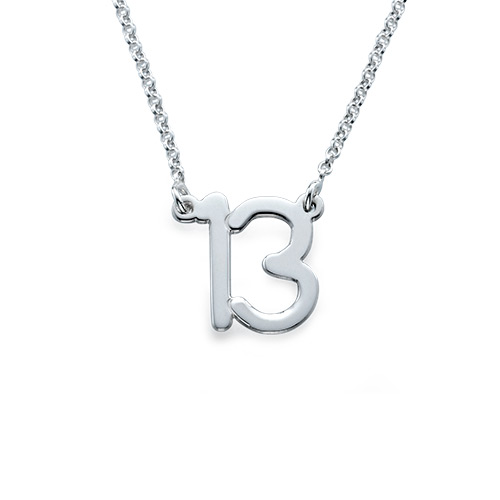 Lucky Number Jewelry