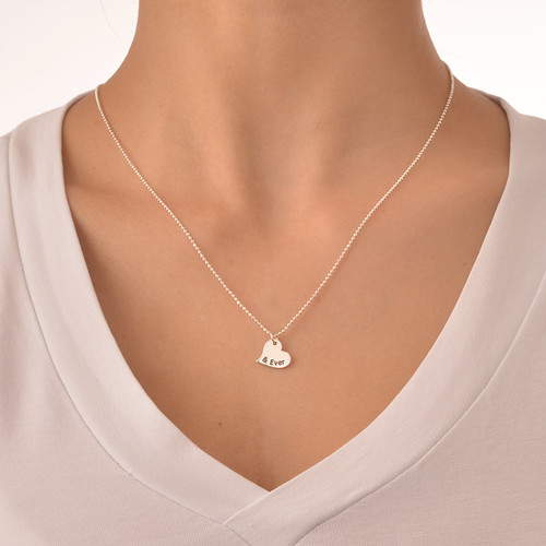 Mother Daughter Jewelry - Three Generations Necklace - 4