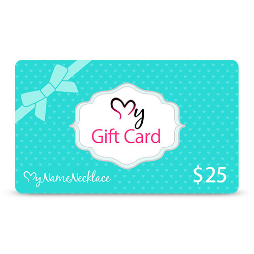 My Gift Card $25