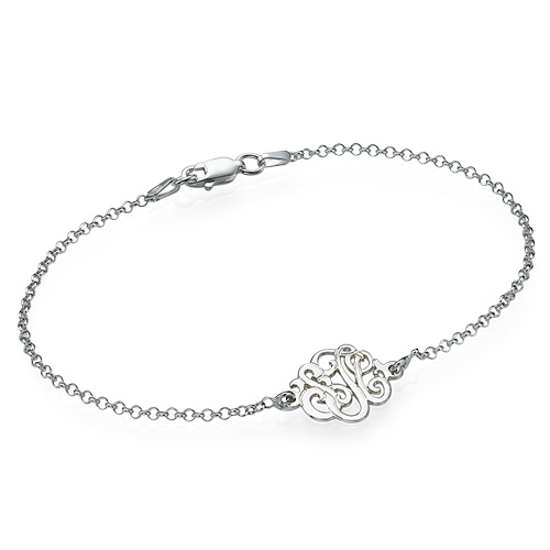 Premium Monogram Bracelet