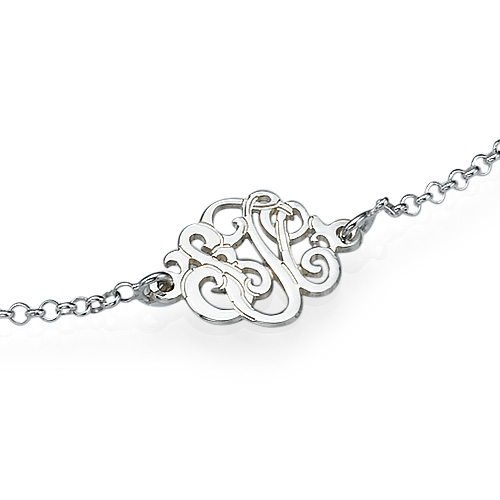 Premium Monogram Bracelet - 1