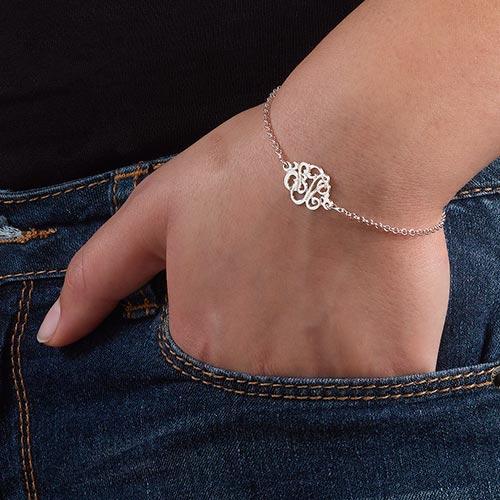 Premium Monogram Bracelet - 2