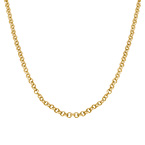 Rollo Chain - Gold Plated