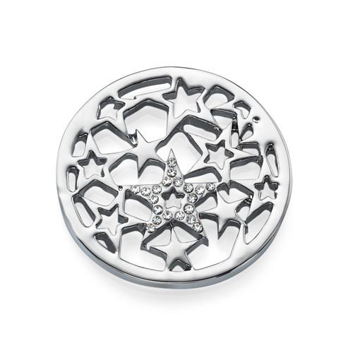 Silver Stars Coin