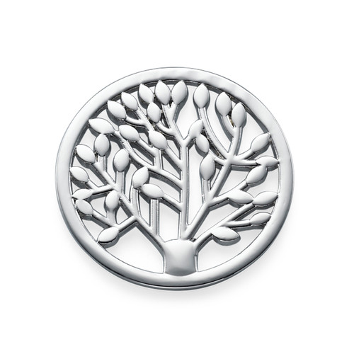 Silver Tree Coin