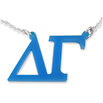 Sorority Color Necklace