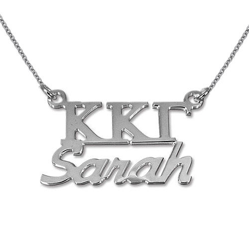 Personalized Sorority Necklace